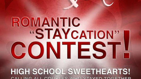 "Valentine's Day Romantic ""STAYcation"" Contest!"