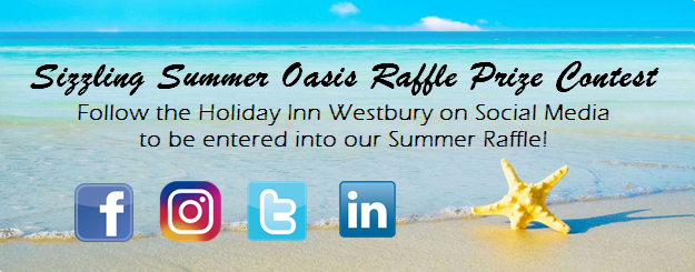 Sizzling Summer Oasis Raffle Prize Contest